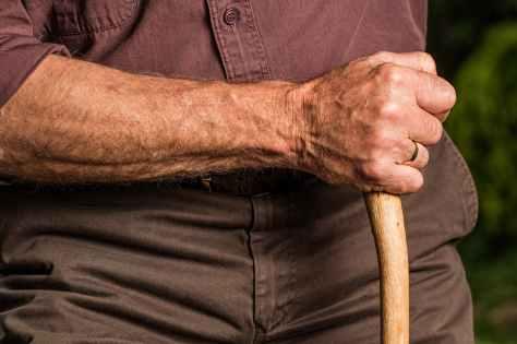 hand-walking-stick-arm-elderly-40141